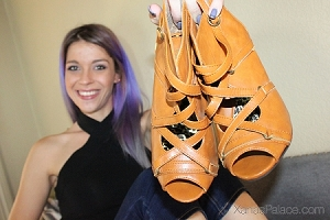 Savanna's Brown Wedges