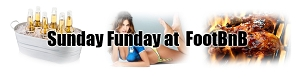 Sunday Funday Foot Party- Book a Session to attend!