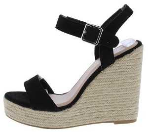 Black MicroFiber Wedges