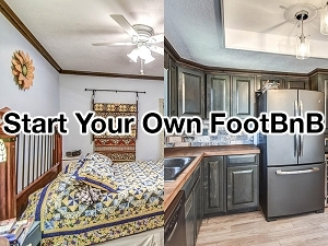 Start Your Own FootBnB!